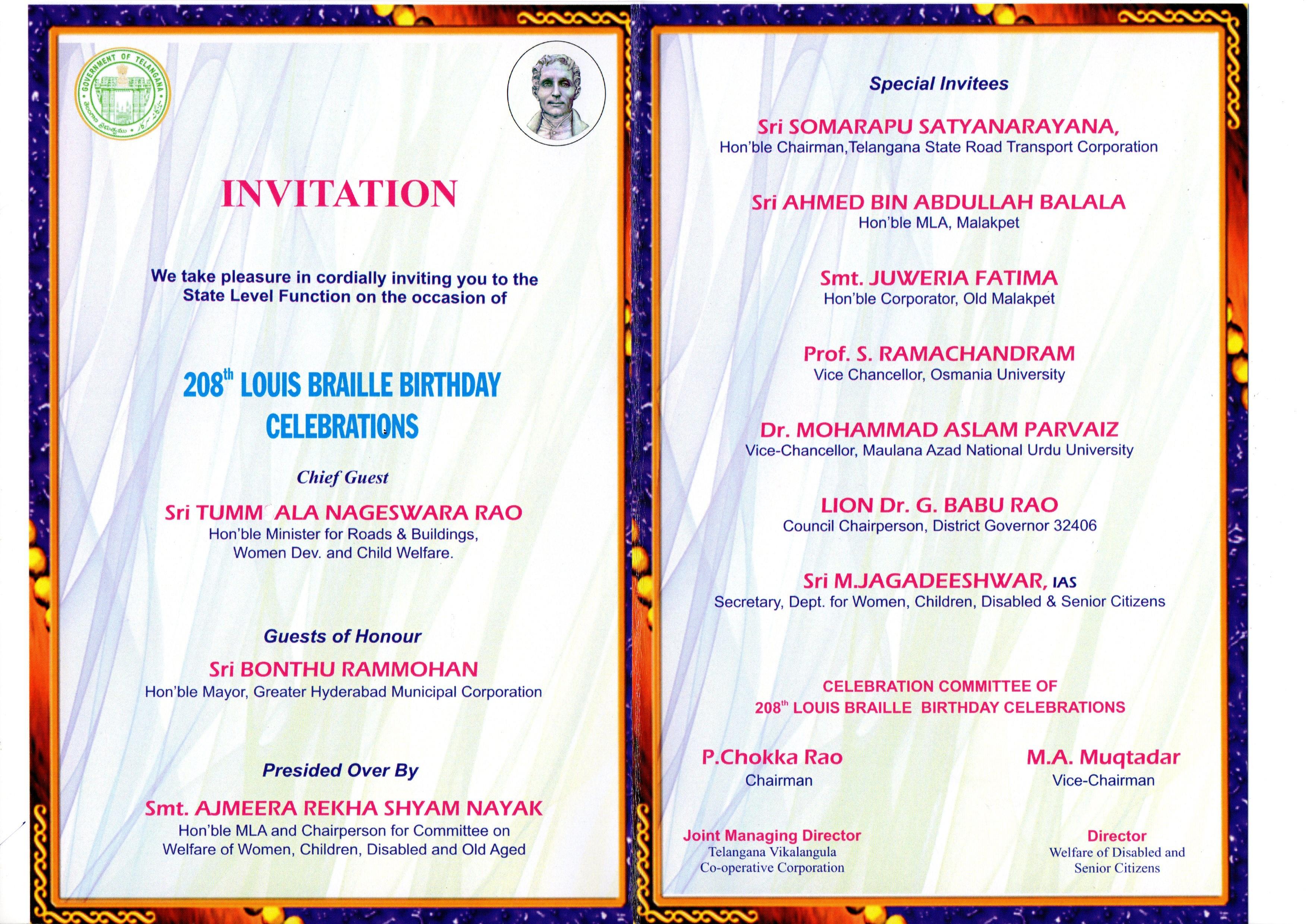 Louis braille 208th birthday celebrations invitation invitation hyd1 stopboris Choice Image